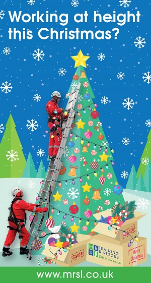 Have a safe and happy Christmas