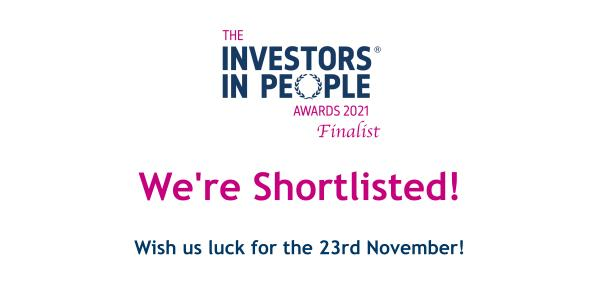 MRS Training & Rescue Investors in People shortlisted image