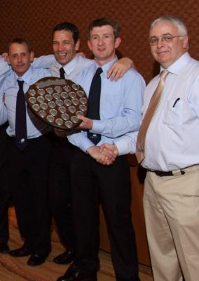 Derek part of Maltby mines rescue team who won UK and Ireland competition in 2010
