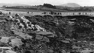 Knockshinnoch Colliery Disaster surface collapse